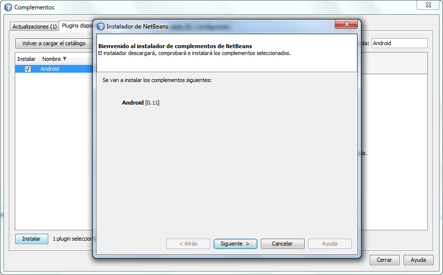 android sdk netbeans download also online