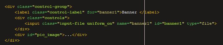 html-upload-image
