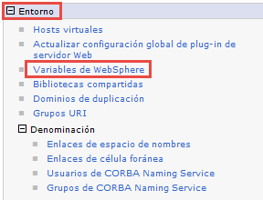 vairables_websphere